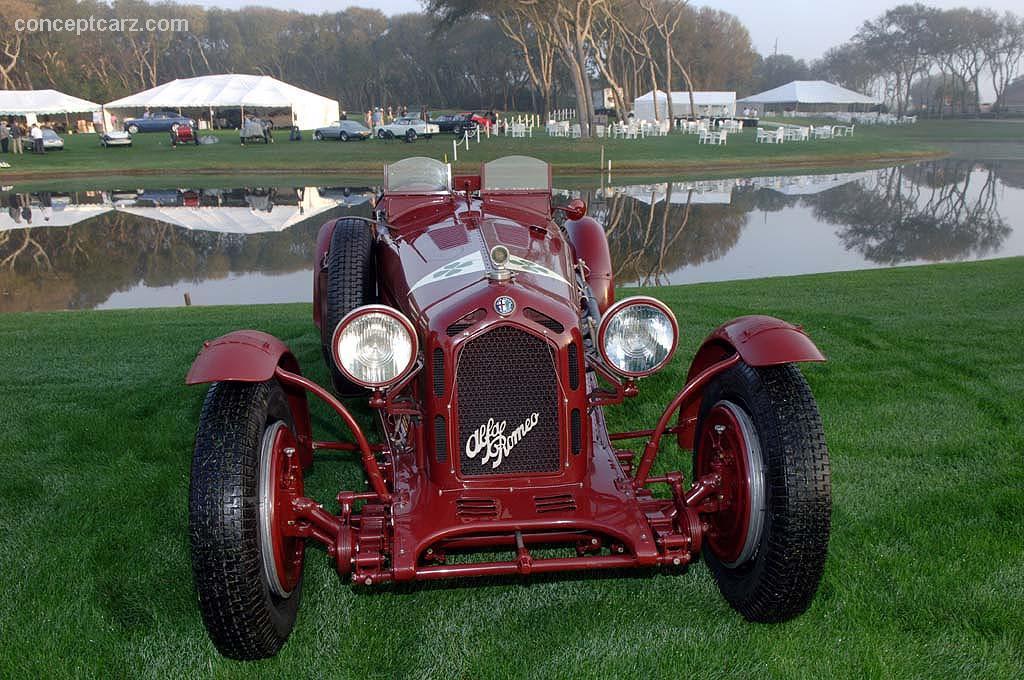 1932 Alfa Romeo 8C 2300 Image Photo 386 Of 461