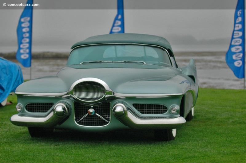 1954 Oldsmobile F 88 Concept Car