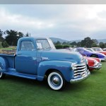 1950 Chevrolet 3100 Pickup Technical And Mechanical Specifications