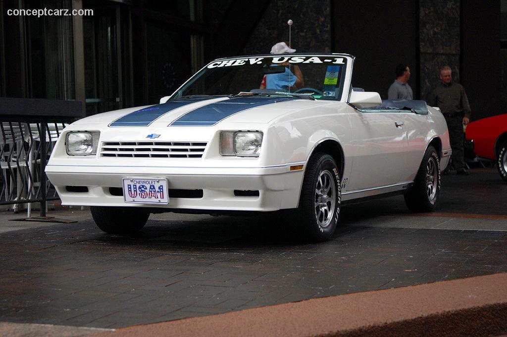 Cavalier 1983 Chevrolet F41