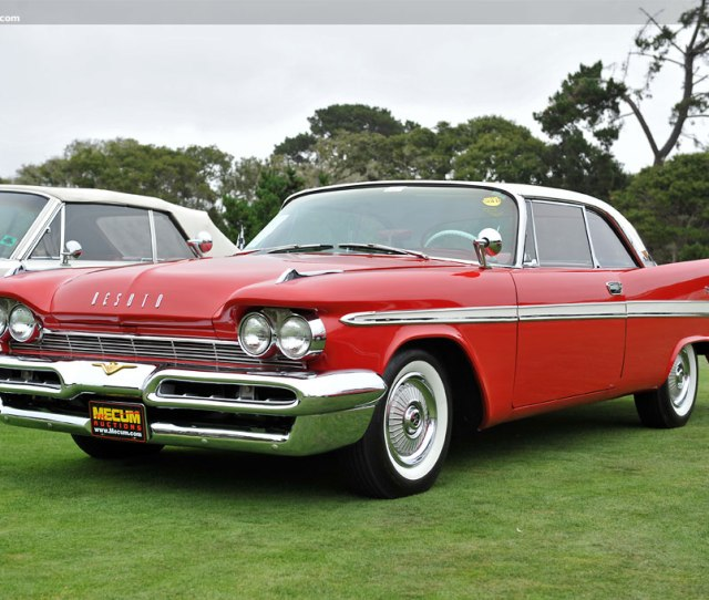 1959 Desoto Firesweep History Pictures Value Auction Sales Research And News