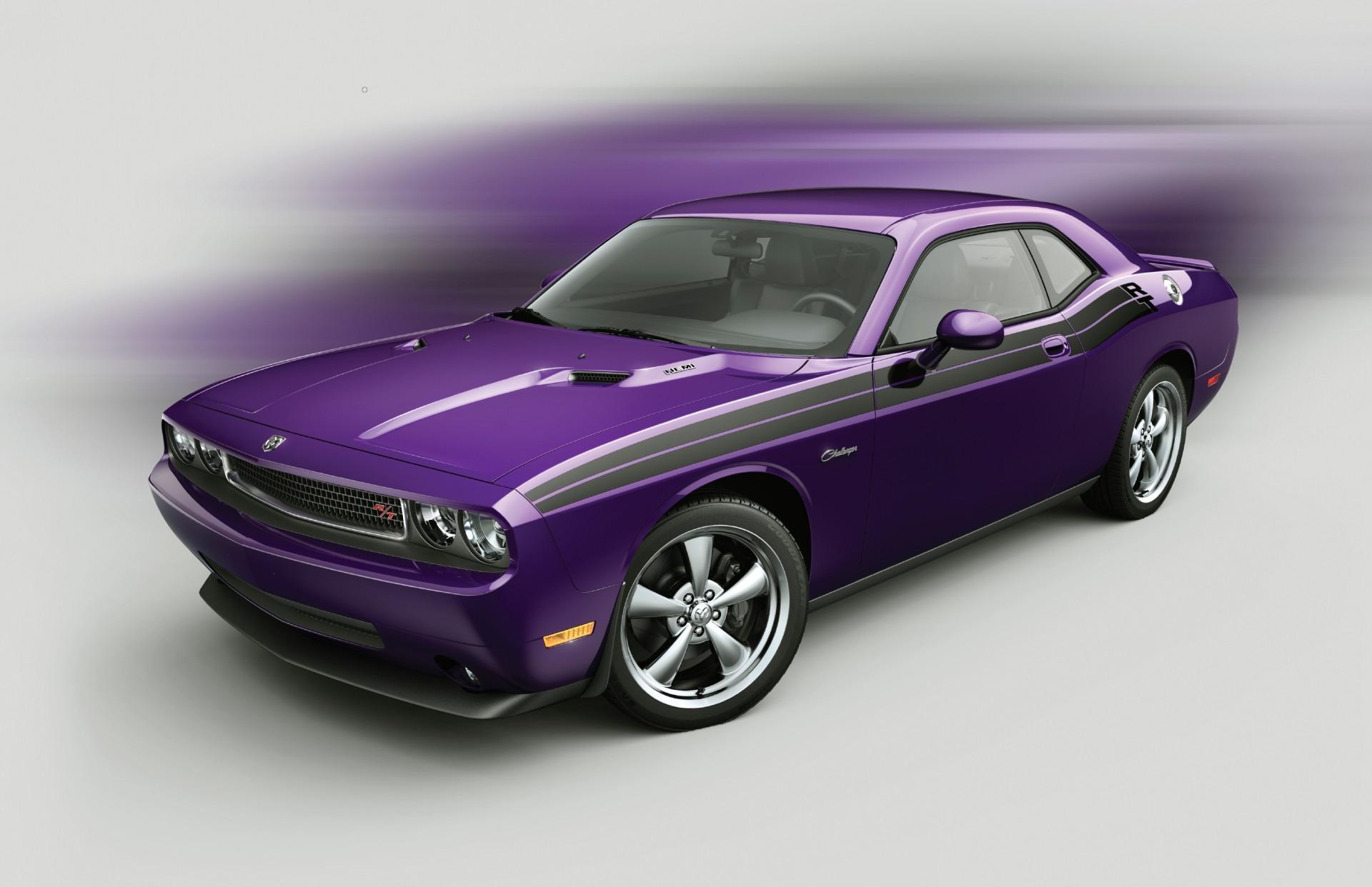 2010 Dodge Challenger Plum Crazy News And Information