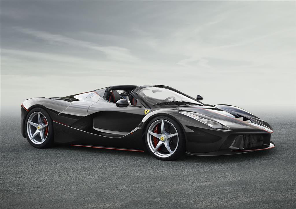 2018 Ferrari Laferrari Aperta News And Information