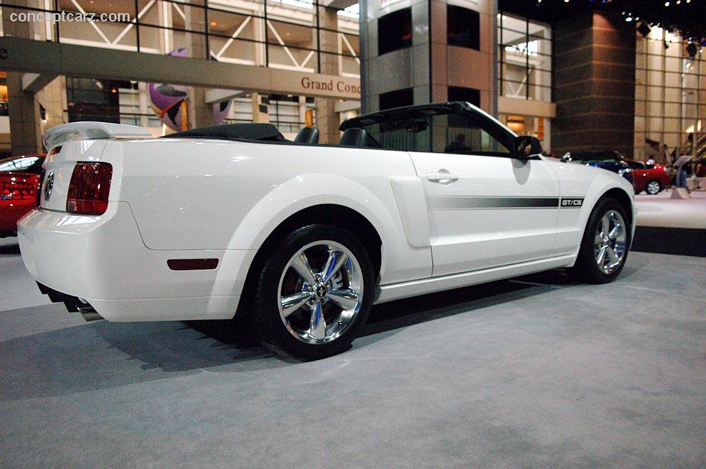 2007 Ford Mustang California Special GTCS Image Photo 22