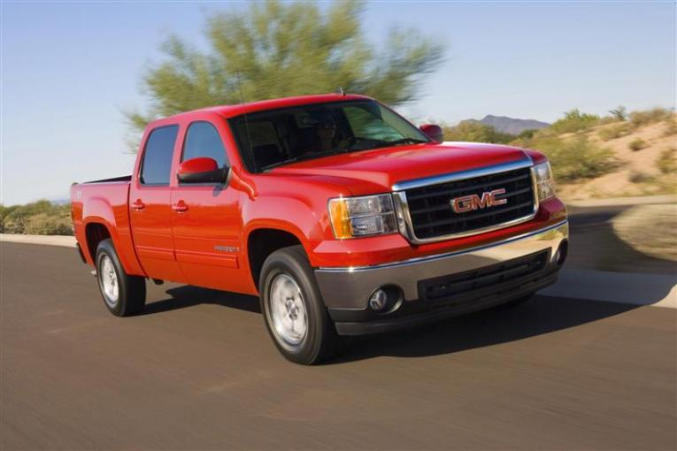 2006 GMC Sierra History  Pictures  Value  Auction Sales  Research     2006 GMC Sierra