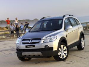 2009 Holden Captiva News and Information | conceptcarz