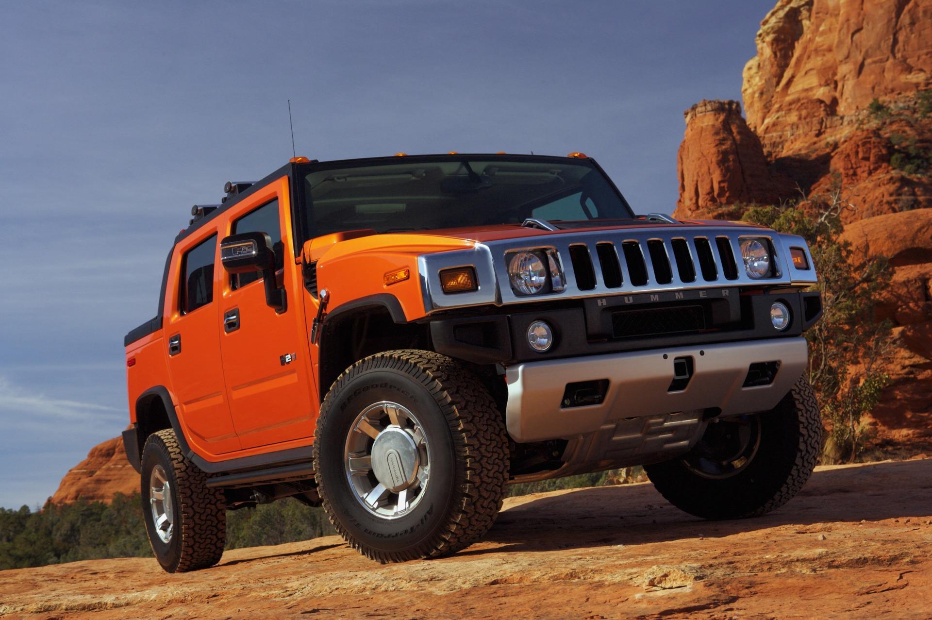 2009 Hummer H2 SUT Image