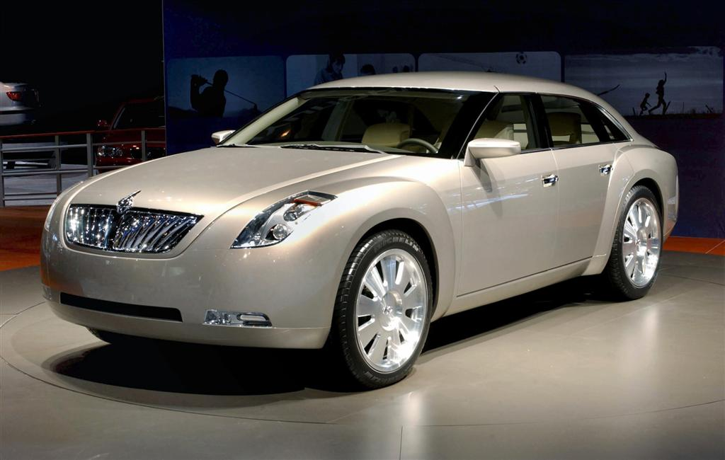 2002 Hyundai Equus HCD 7 Concept Pictures History Value
