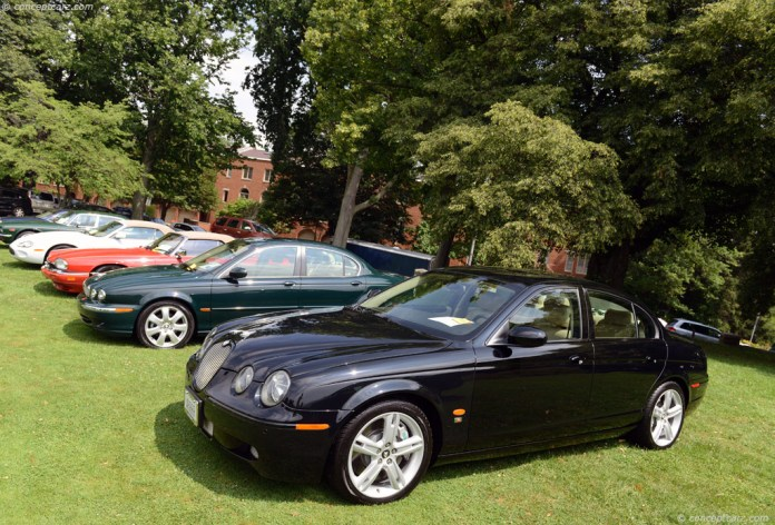 Auction Results And Sales Data For 2005 Jaguar S Type