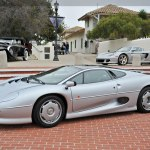 Auction Results And Sales Data For 1993 Jaguar Xj220