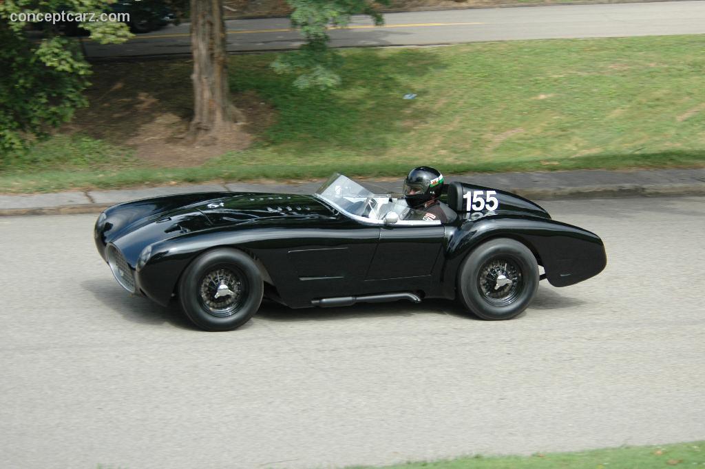 1954 Kurtis KK 500 Image Chassis Number 51