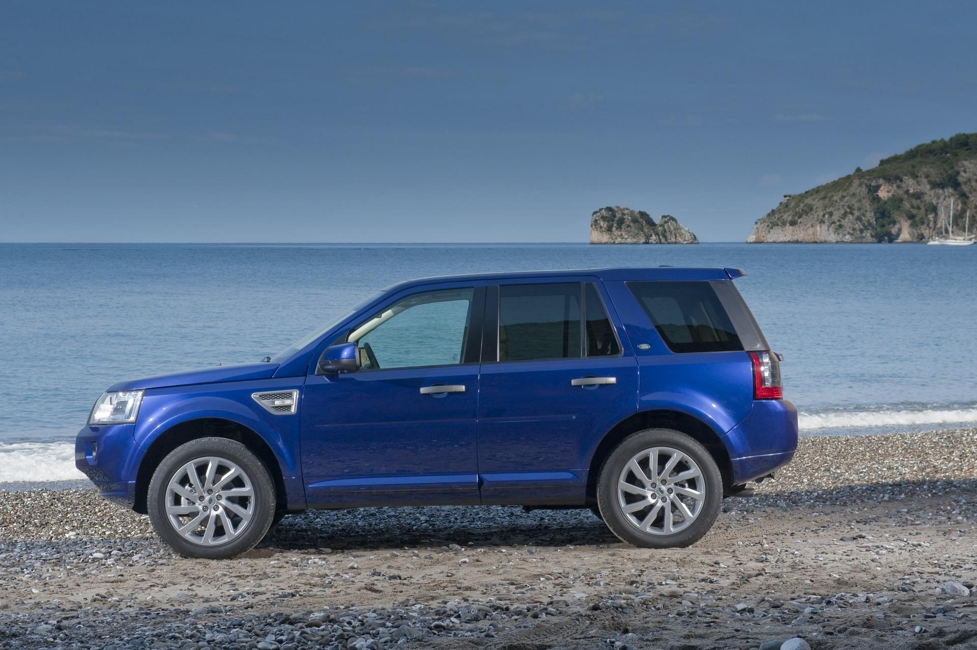 2011 Land Rover LR2 conceptcarz