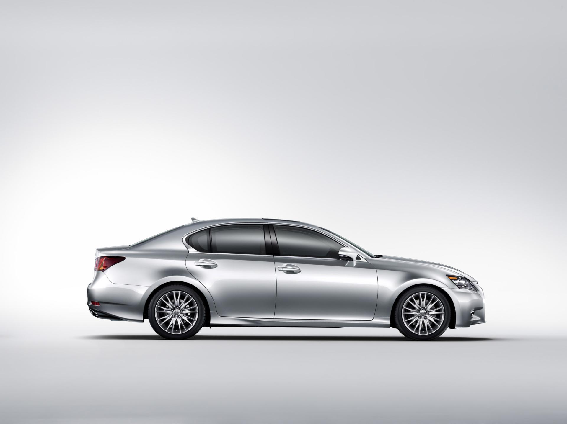 2014 Lexus GS 350 conceptcarz