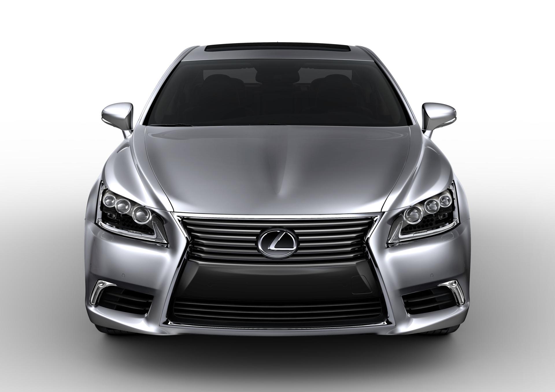 2014 Lexus LS conceptcarz