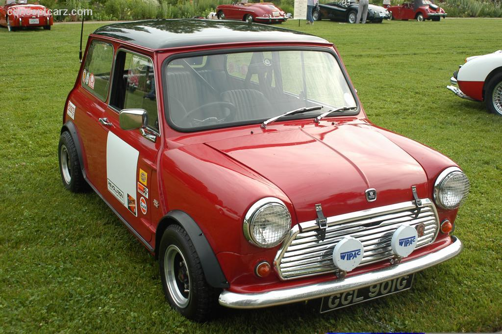 1969 Morris Mini Cooper Image Photo 22 Of 25