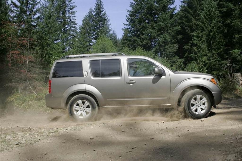 Rims Size 24 Pathfinder 2006