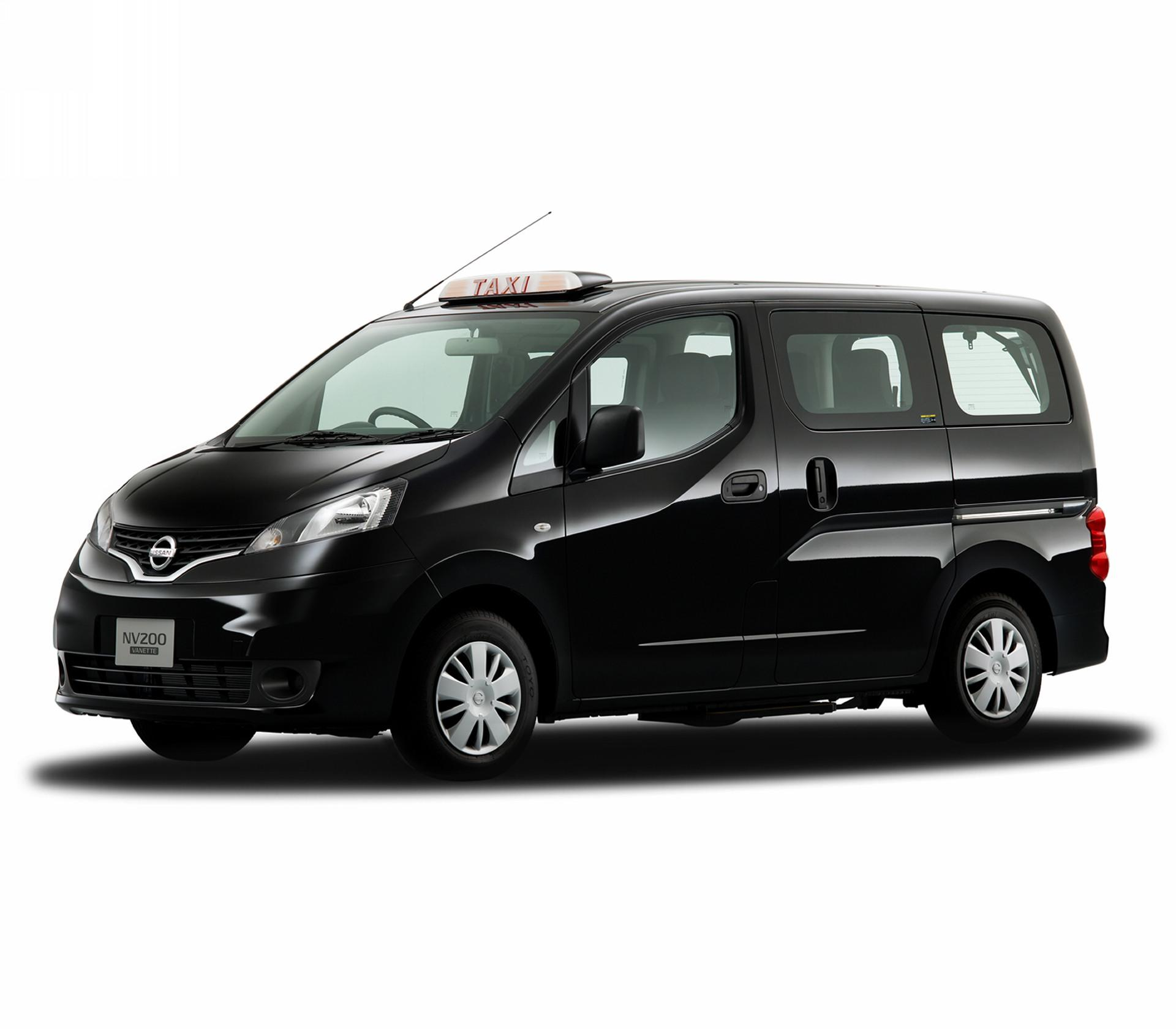 Nissan Nv200 Vanette Taxi News And Information