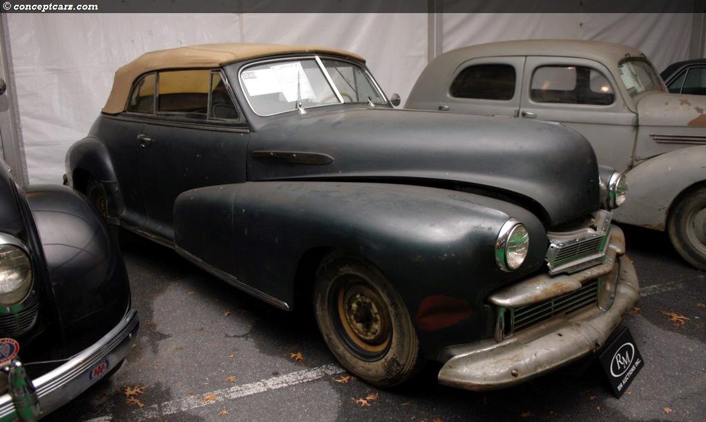 1947 Chevrolet Truck Sale