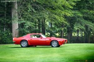 1973 Pontiac Firebird Trans Am history, pictures, value ...