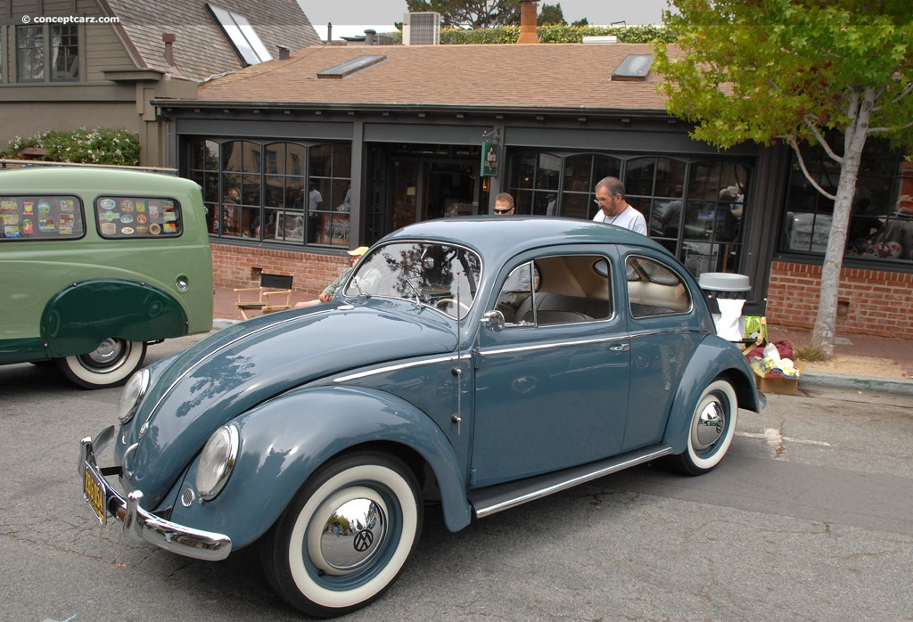 Old Volkswagen Beetle Modified
