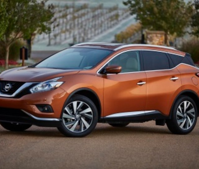 Nissan Murano Named One Of U S News World Reports 2016 Best Cars For The Money