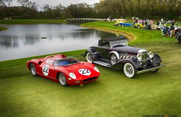 Best Of Show At The Amelia Island Concours Move Ten Manual Shift - Amelia island car show 2018