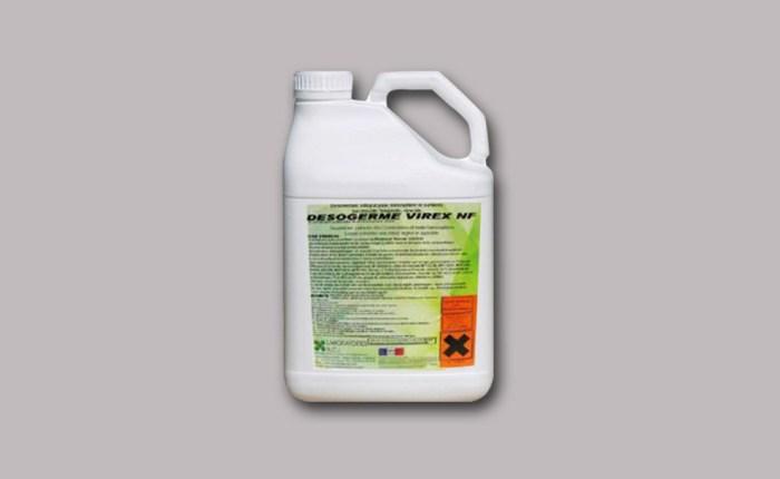 Désinfectant Biocide Desogerme