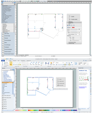Wiring Diagrams with ConceptDraw PRO | Electrical Drawing