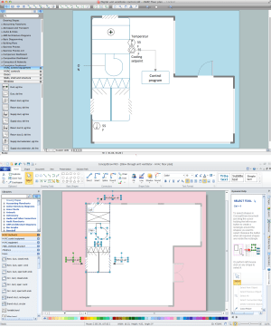 House Electrical Plan Software   Electrical Diagram Software   Electrical Symbols