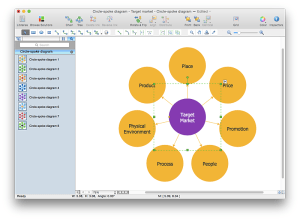 Add a CircleSpoke Diagram to a MS Word Document| ConceptDraw HelpDesk