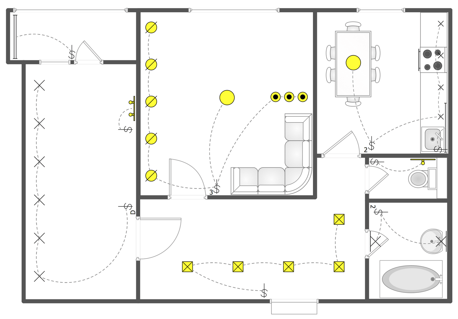 Motion Detector Wiring Diagram