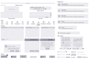 Website Wireframe Solution | ConceptDraw