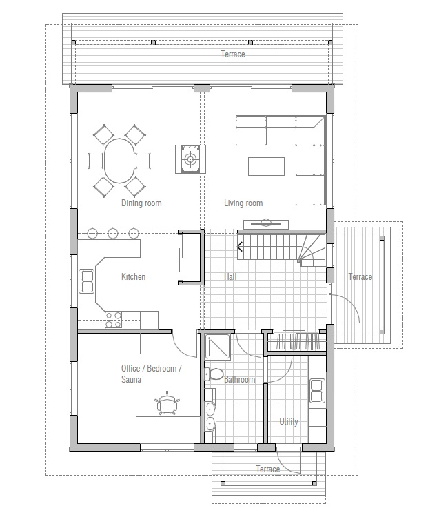 Low Cost Home Plans Amazing House Plans