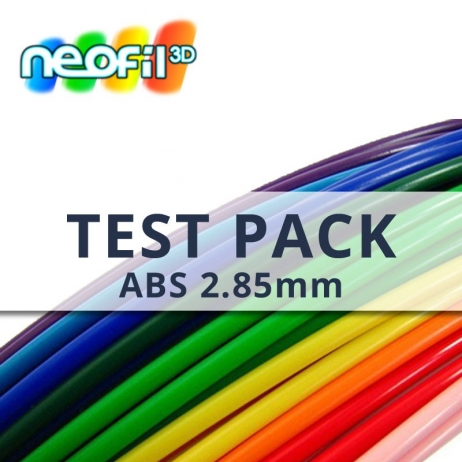 Testpack NEOFIL3D ABS 2.85mm