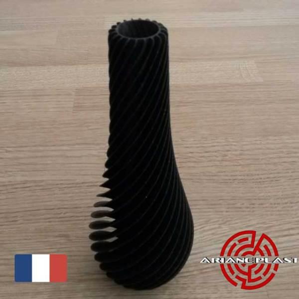 Filament Arianeplast Noir métallisé pour Imprimante 3D fabriqué en France