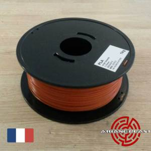 Filament Orange Ocre ARIANEPLAST pour imprimante 3D