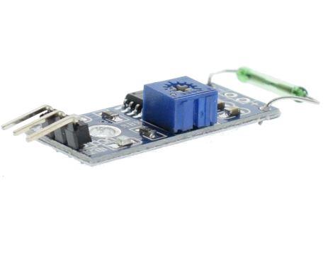 Capteur magnétique pour Arduino 02