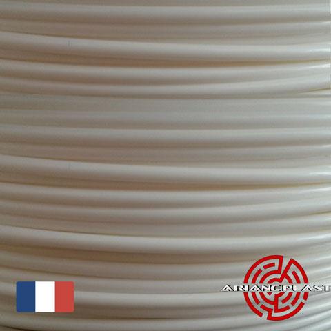 Filament Arianeplast blanc pour-Imprimante 3D fabriqué en France