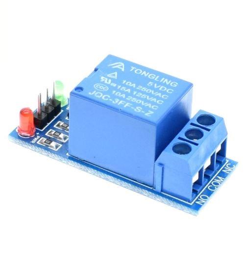 Relais 5V pour Arduino ou Raspberry PI