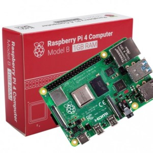 RAspberry PI 4 modèle B - version 1 Go