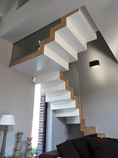 nord pas de calais escalier