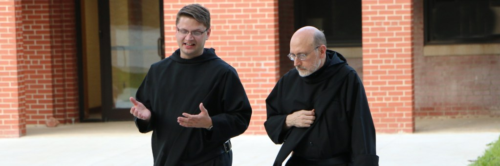Why you might feel called to discern a vocation as a Benedictine monk