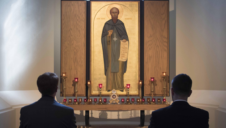 Transitus of St. Benedict
