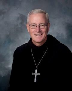Abbot Benedict Neenan, OSB.