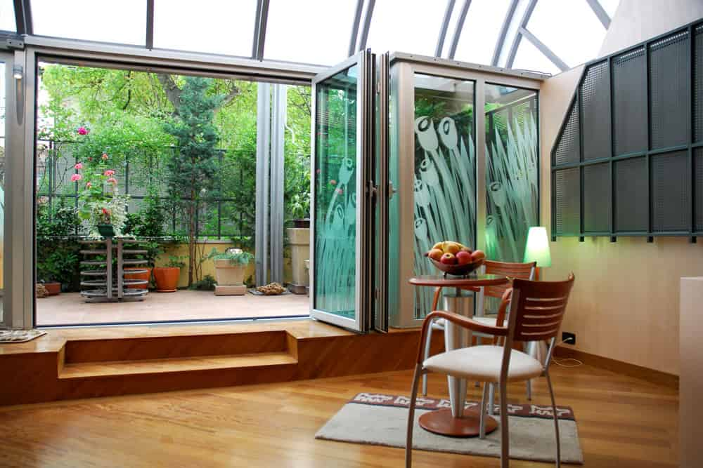 Contemporary Conservatory Furniture Ideas