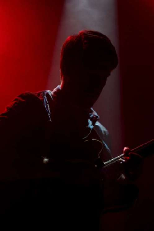 The Antlers at Venue on September 8, 2011 - 2