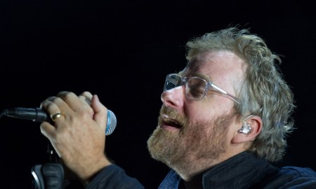 The National + Frightened Rabbit @ PNE Amphitheatre - S