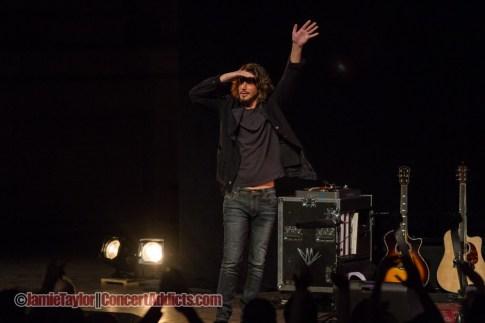 Chris Cornell @ Orpheum Theatre - October 23rd 2013