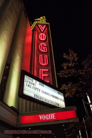 Toro Y Moi @ The Vogue Theatre - November 10th 2013