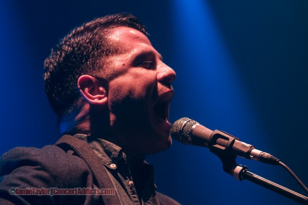 Augustines @ Venue - February 5th 2014